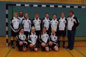 Damen-Mannschaft 2011