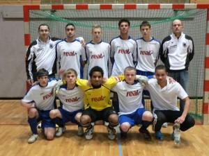 Jung-SR Mannschaft 2011
